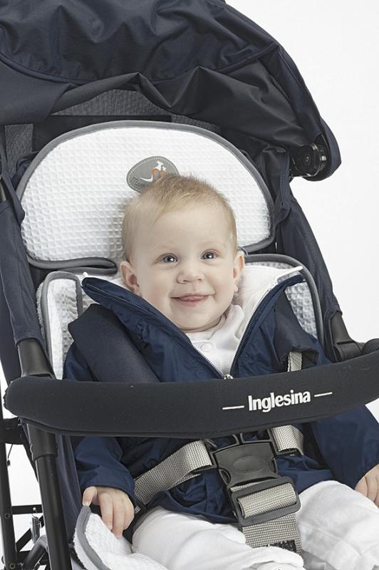 Child seat padding
