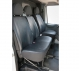 Ford Transit polyester tailor made car seat cover single seat and double bench front built from 2006 to today