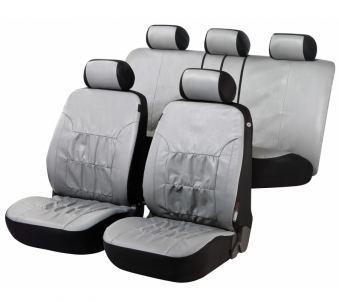 autositzbez ge nappa touch grau aus kunstleder. Black Bedroom Furniture Sets. Home Design Ideas