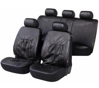 autositzbez ge nappa touch schwarz aus kunstleder. Black Bedroom Furniture Sets. Home Design Ideas