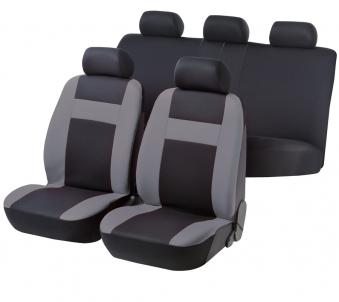 Car Seat Cover Cruise grey black