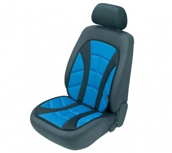 Car Seat Pad Alboreto blue