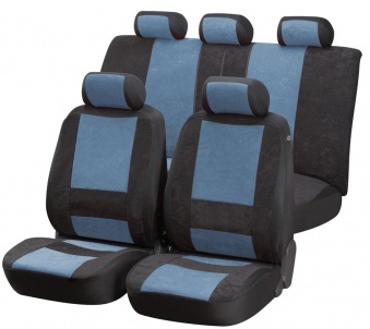 Aerotex Aquilo Car Seat Covers blue
