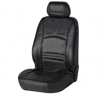 Leather Car Seat Cover Ranger black