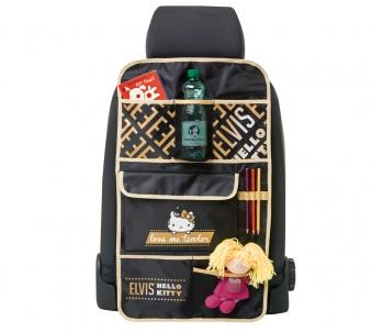 elvis hello kitty autositz r ckenlehne tasche r cksitz. Black Bedroom Furniture Sets. Home Design Ideas