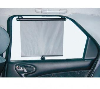 auto sonnenschutz sonnenrollo seitenfenster rollo schattenspender sonnenblende ebay. Black Bedroom Furniture Sets. Home Design Ideas