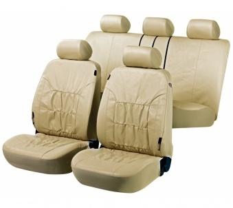 autositzbez ge nappa touch beige aus kunstleder. Black Bedroom Furniture Sets. Home Design Ideas