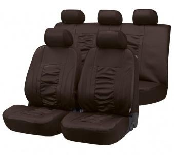 autositzbezug raphael braun aus kunstleder. Black Bedroom Furniture Sets. Home Design Ideas