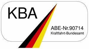 Prüfzeichen KBA