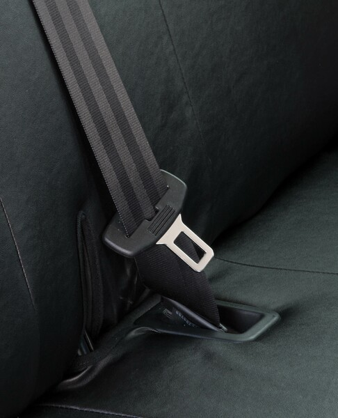 Sitzbezüge für VW T5 Doppelbank hinten aus Kunstleder passend ab Baujahr 04/2003-06/2015