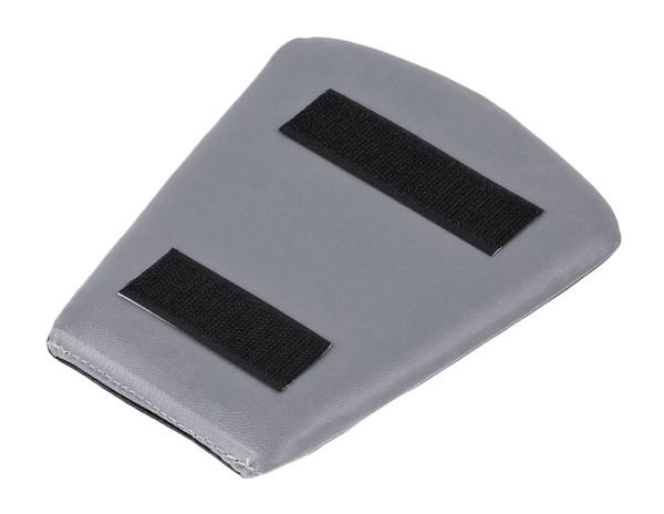 Auto Knieschoner Kniepolster grau schwarz