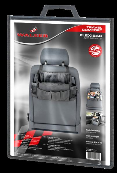 Flexibag Auto Organizer 42x24 cm schwarz