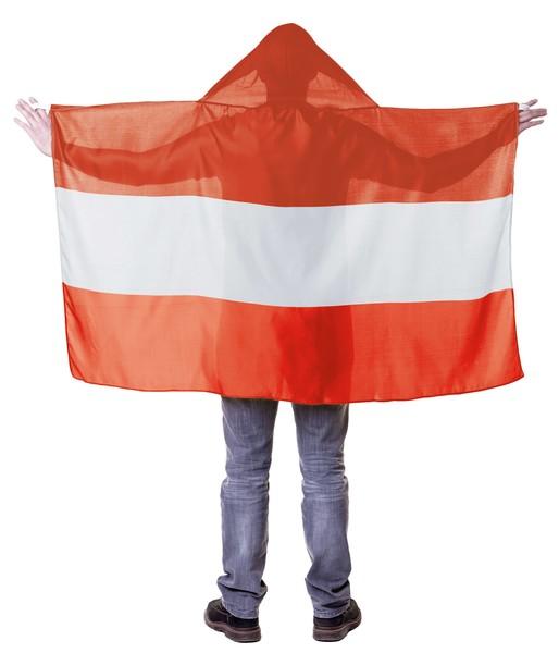 Bodyflag Österreich 90 x 150 cm