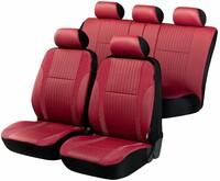 ZIPP IT Deluxe Medway Auto Sitzbezüge aus Kunstleder mit Reissverschluss System