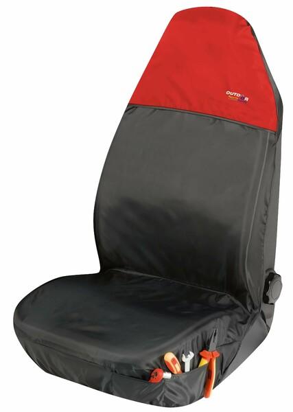Outdoor Sitzbezug Universalgröße Sports rot