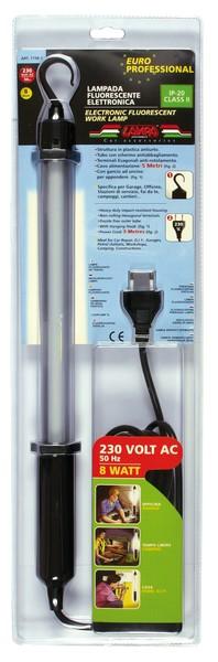 Neon Werkstatt Lampe 230V