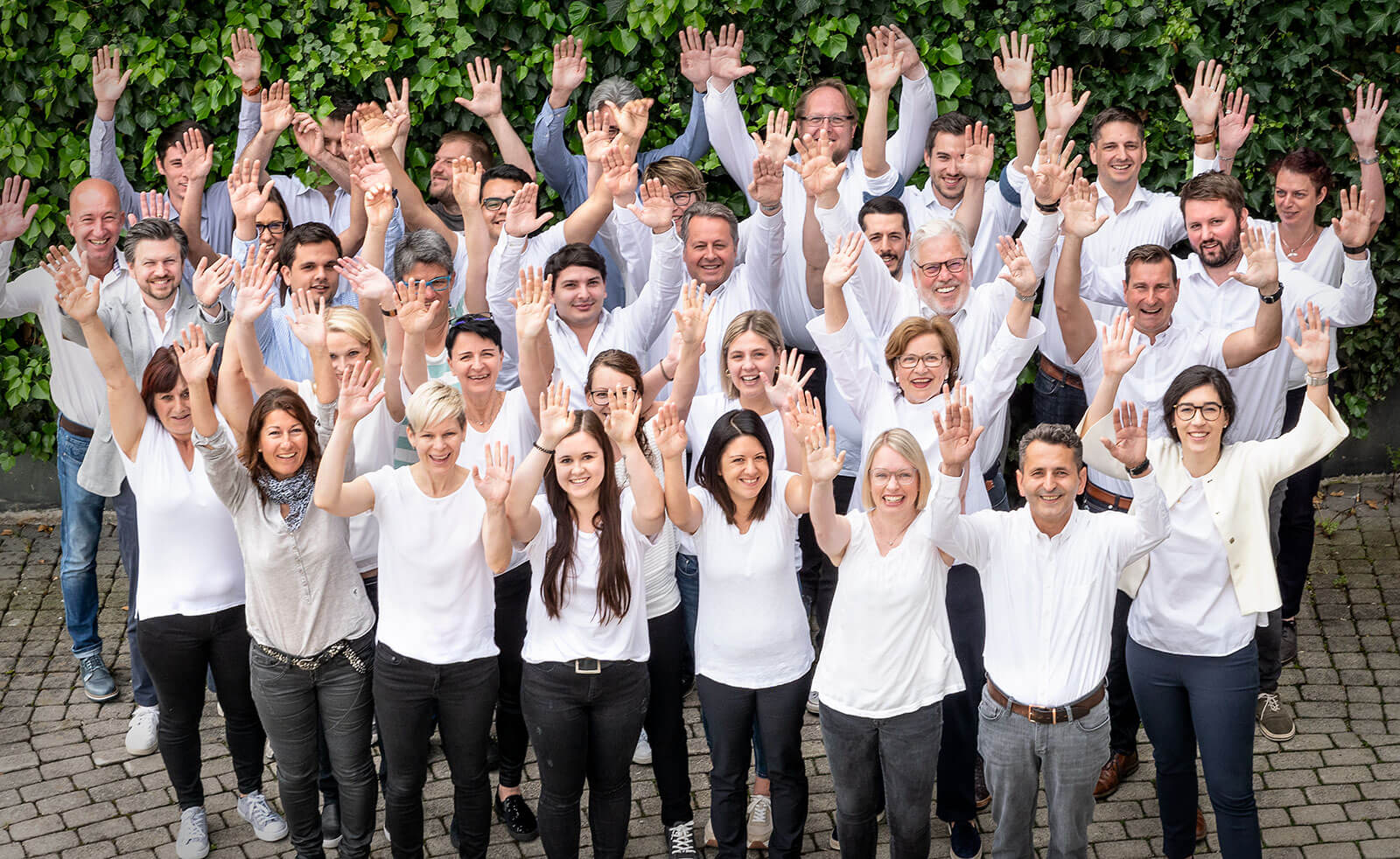 Walser GmbH Hohenems Team