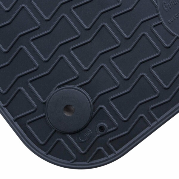 Passform Gummimatten Set für Seat Ibiza, Seat Ibiza ST und VW Polo