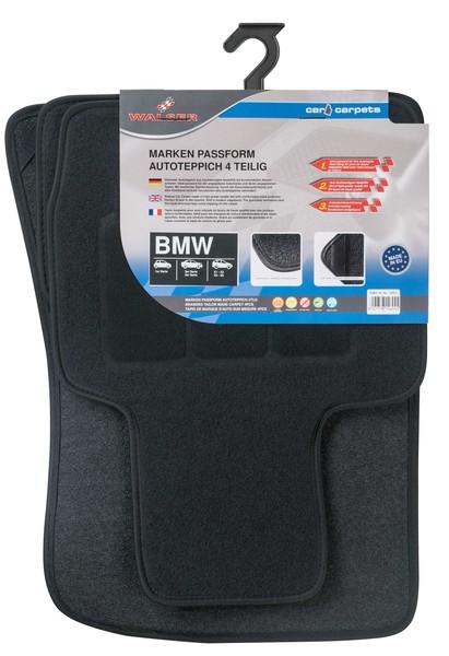 Automatten Fussmatten für BMW 4-teilig