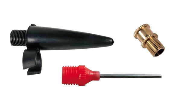Fußpumpe - 1 Zylinder für Fahrrad, Auto, Motorrad, Moped uvm