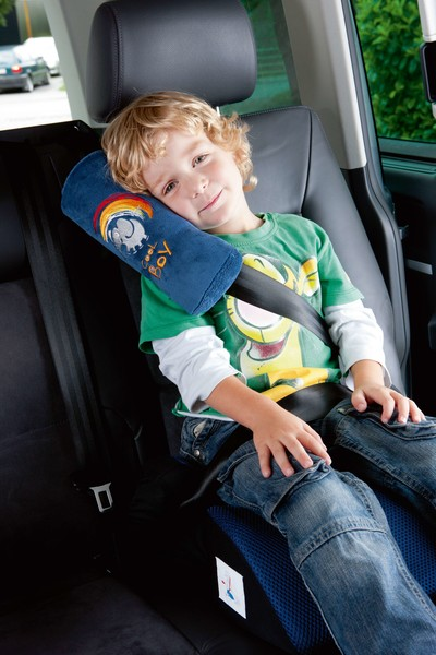 Schlafkissen Cool Boy blau ab 5 Jahre