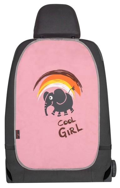Rückenlehnenschutz Cool Girl rosa