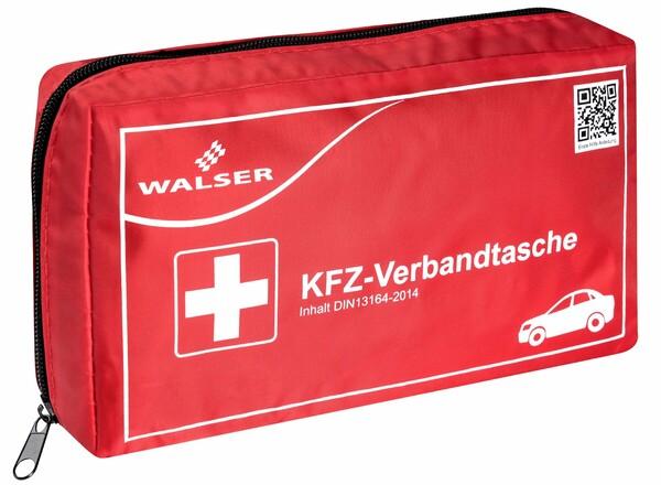 KFZ Verbandstasche rot nach DIN 13164