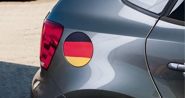 Tankdeckelabdeckung Deutschland