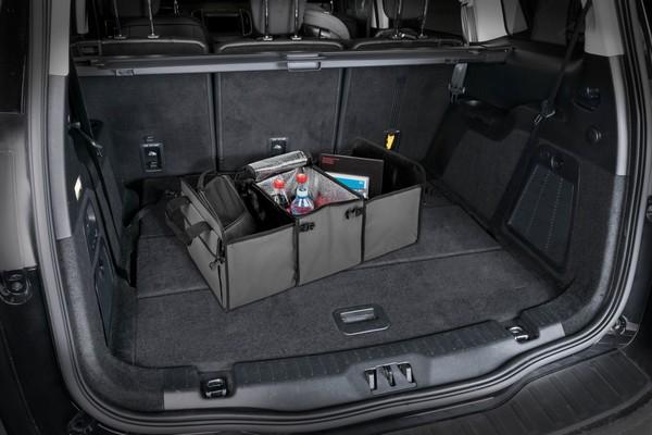 Kofferraum Organizer anthrazit