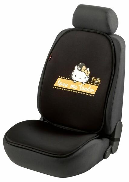 Elvis Hello Kitty Sitzauflage schwarz