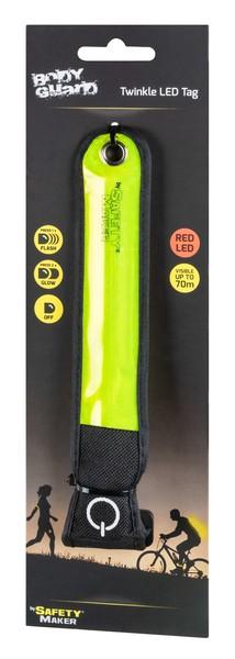 Twinkle LED Anhänger gelb