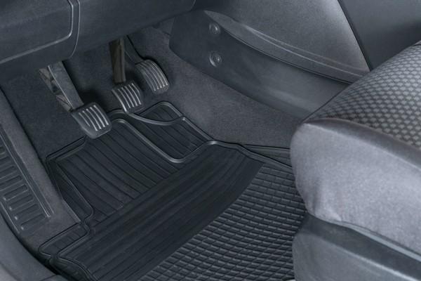 Auto Gummimatte Easyfit - 4tlg. Gr. 2
