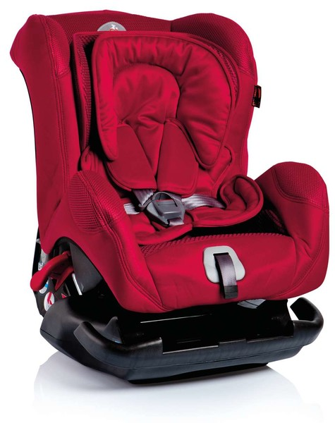 Kindersitz Leonardo rot