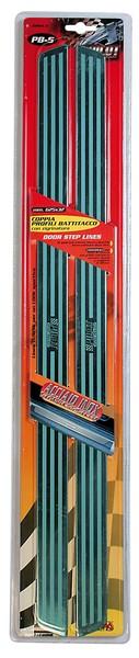 Edelstahl Tür Einstiegsleisten 62,5x3,2 cm