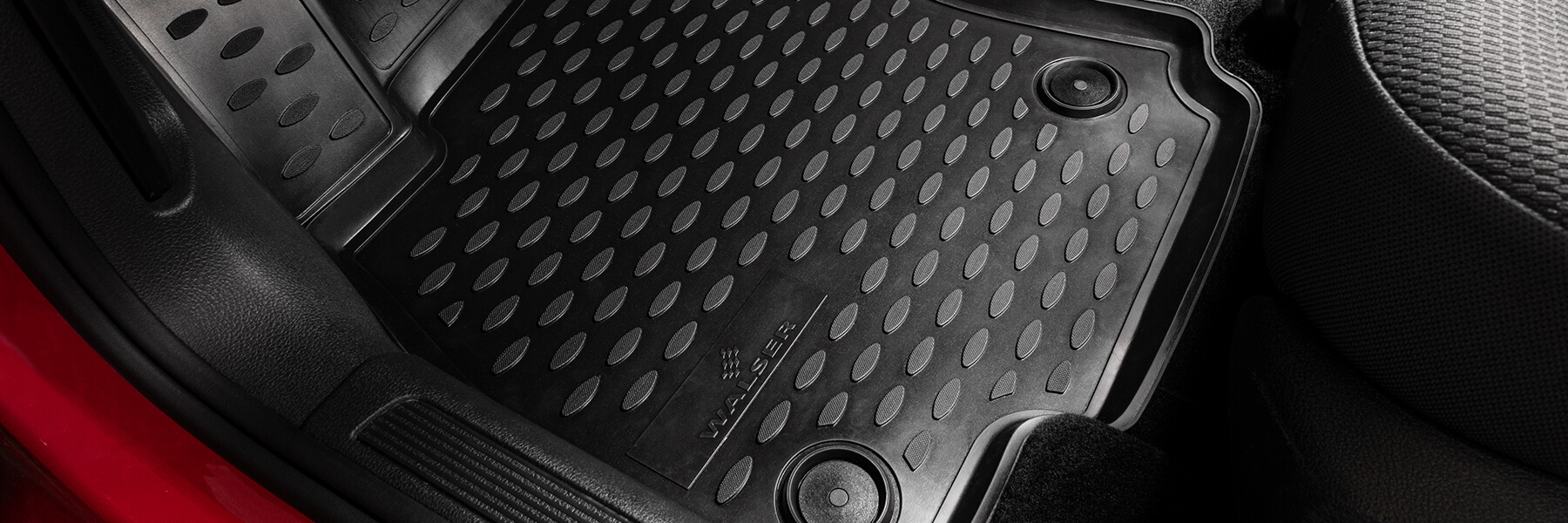 AUTO TEPPICH GUMMIMATTEN VW CADDY III FUßMATTEN NEU PREISAKTION !