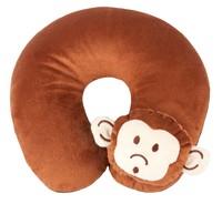Monkey Nackenrolle Nackenhörnchen braun ab 5 Jahre