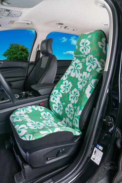 Hawaii Sitzbezug in Grün