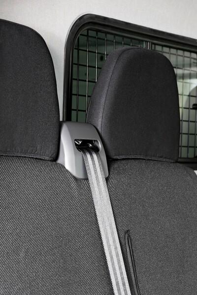 Sitzbezüge für Citroen Jumper Polyester Einzelsitz und Doppelbank vorne ab Baujahr 07/2006 - 05/2014