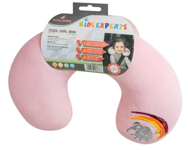 Cool Girl Mini-Nackenrolle Nackenhörnchen rosa ab 3-4 Jahre