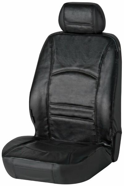 Autositzbezug Ranger aus echtem Leder schwarz