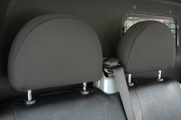 Sitzbezüge für Ford Transit Kunstleder Einzelsitz und Doppelbank vorne ab Baujahr 08/2000-04/2014