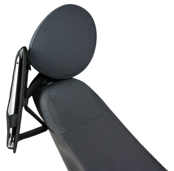 Kopfstützen Tablet Halter High Road schwarz