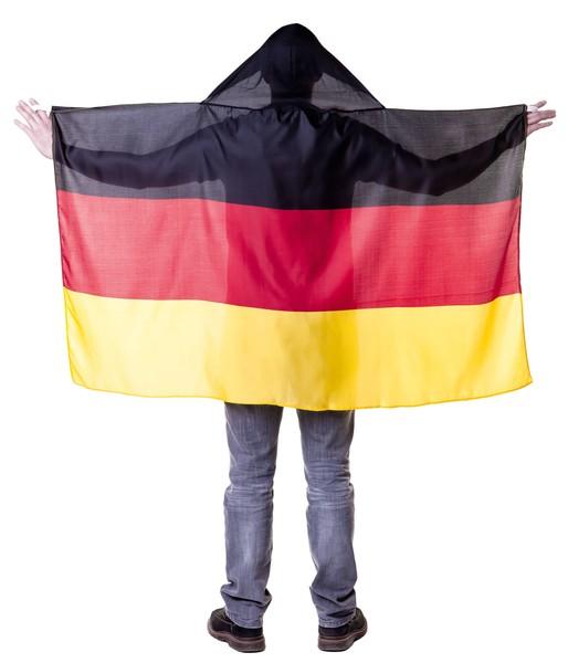 Bodyflag Deutschland 90 x 150 cm