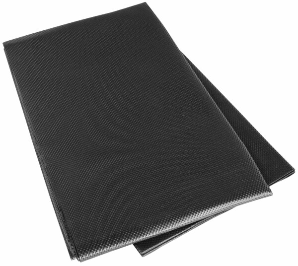 Antirutschmatte 100x120 cm schwarz