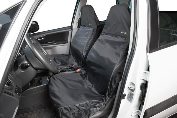 Outdoor Sitzbezug Universalgröße Sports schwarz