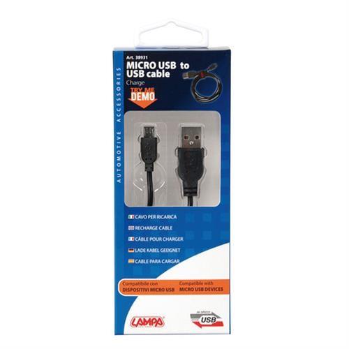 USB Ladekabel für Micro USB Anschluss