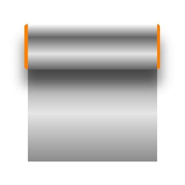 PKW Zierfolie Klebefolie Chrom 25 x 500 cm