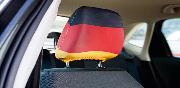 2 Kopfstützenüberzüge Deutschland