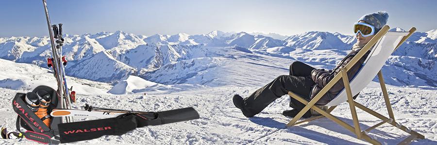Ski Taschen
