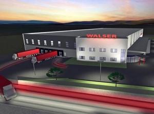 Centro logistico Walser Gallin Amburgo